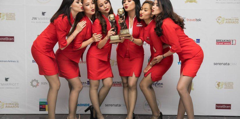 Любителям Азии распродажа от AirAsia. Скидки до 70%
