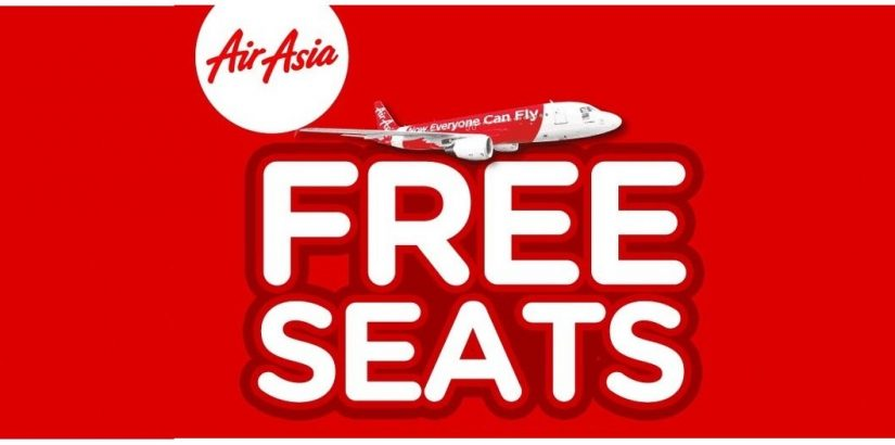 Грандиозная распродажа у AirAsia