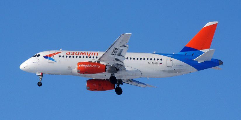 Авиакомпания «Азимут» проводит сезонную распродажу по 888 рублей