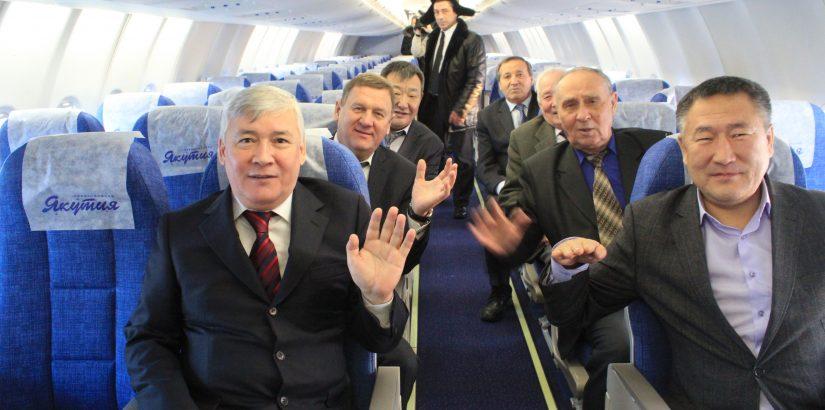 Скидка 20% для мужчин от авиакомпании «Якутия»
