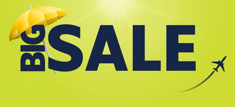 Большая распродажа от airBaltic на полеты с июня 2019 года по март 2020 года