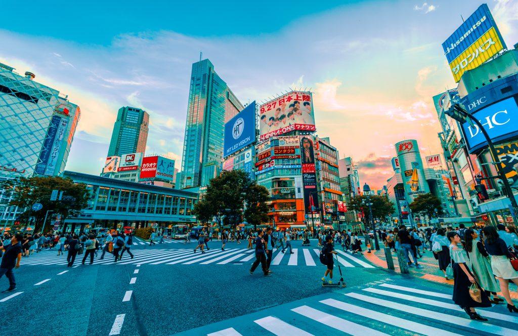 День в Японии