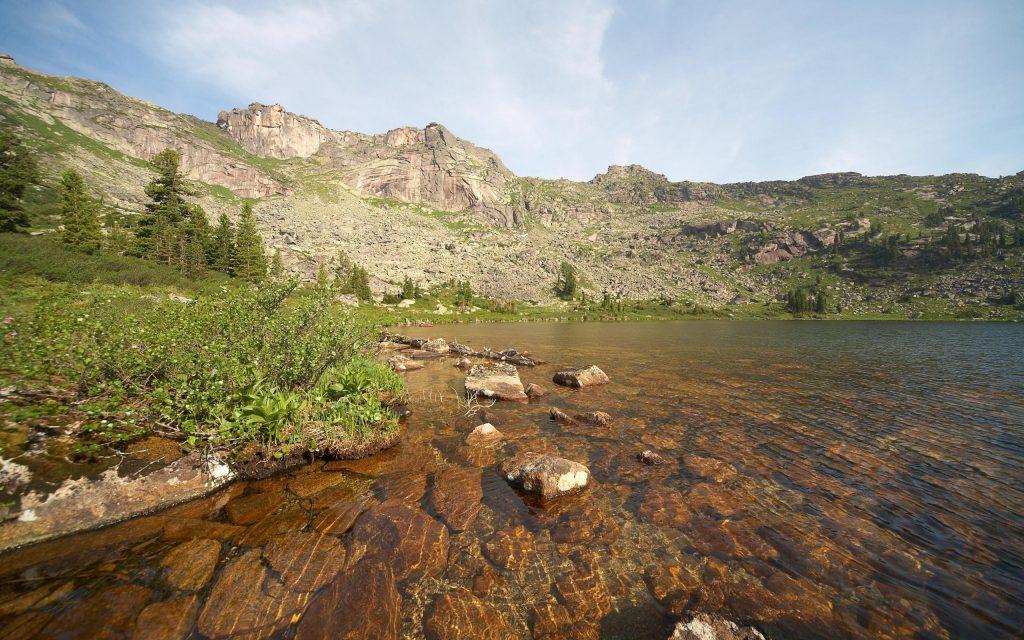 Интересные места красноярской области