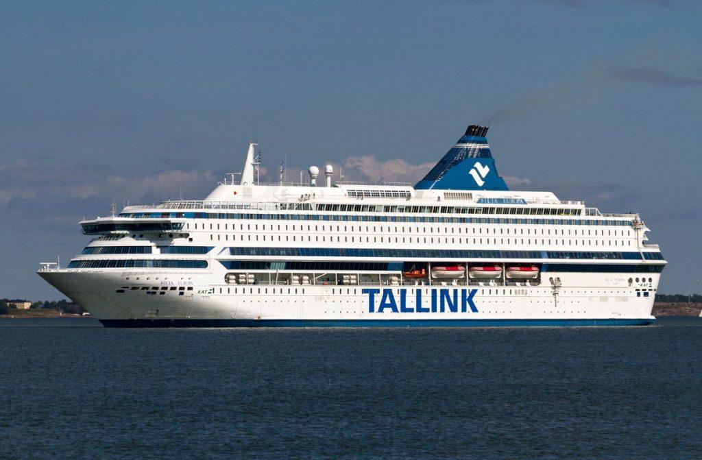 Паром Tallink Silja Line Europa