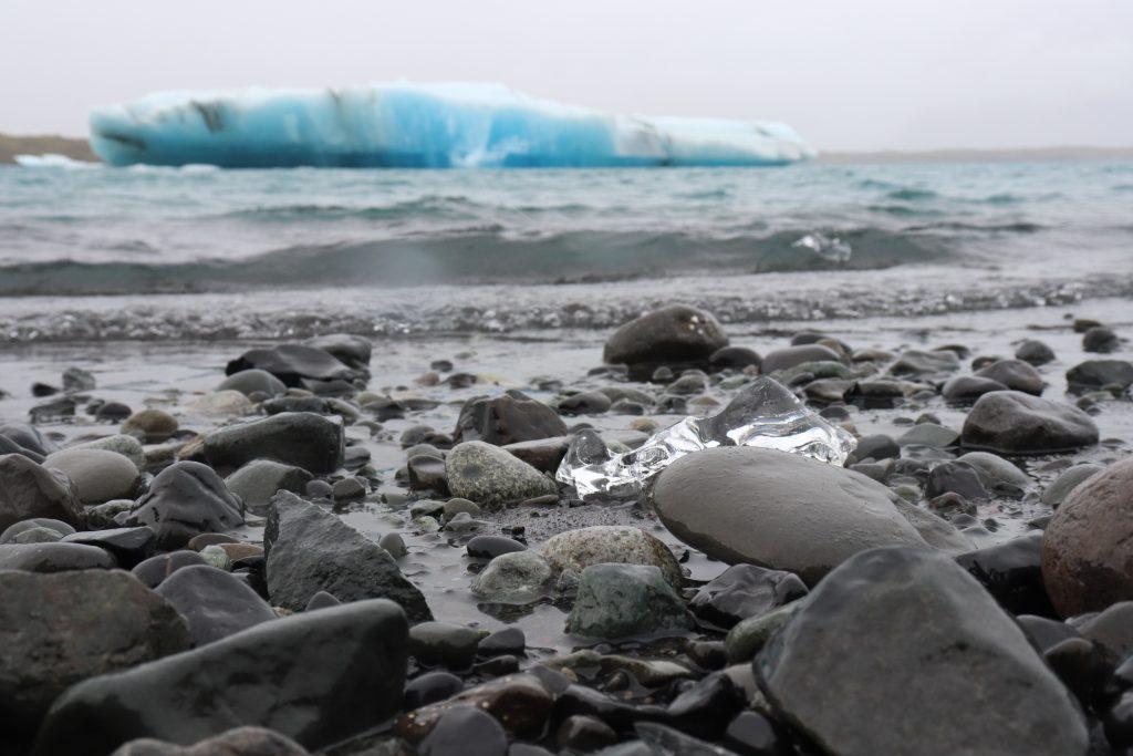ледяная лагуна Йокульсарлон 1