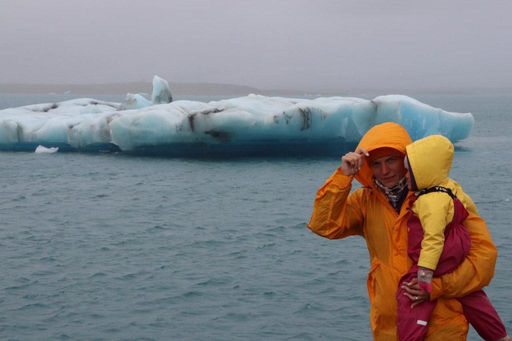 ледяная лагуна Йокульсарлон 3