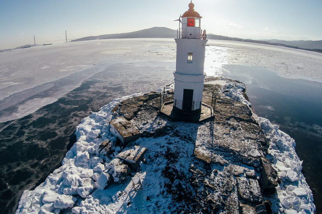 Владивосток за солнцем и адреналином