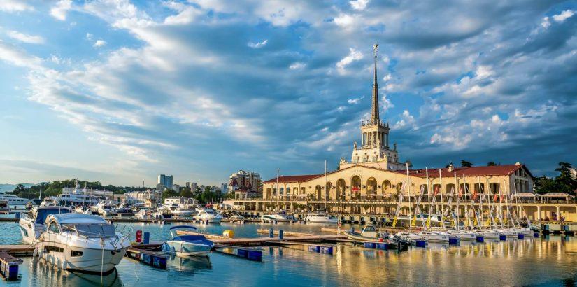 Отели в Сочи от 50 рублей в сутки