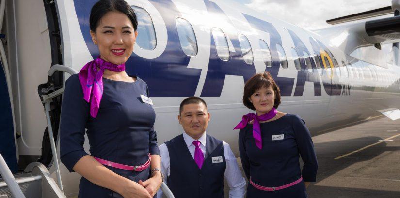 Qazaq Air: билеты со скидкой 20% по всем направлениям