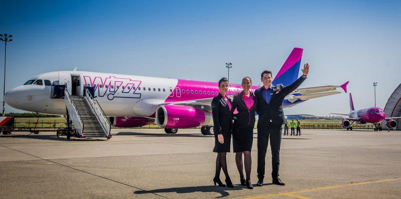 Wizz Air: билеты по Европе за 9,99 евро и скидка на Wizz Discount Club