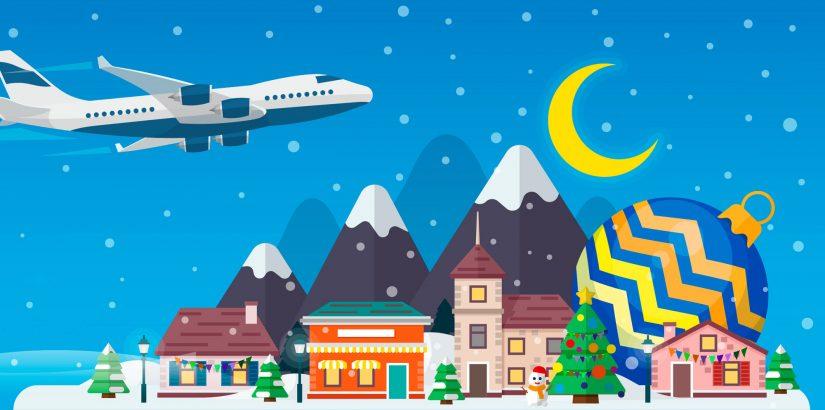 Новогодние экскурсии и промокод от Спутника