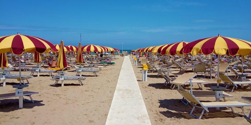 Солнечная Италия: Три моря