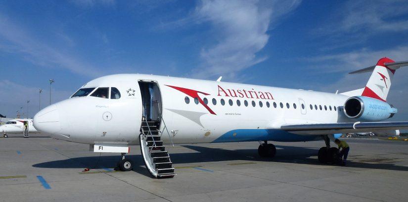 У Austrian Airlines можно купить проездные на 10 полетов по Европе