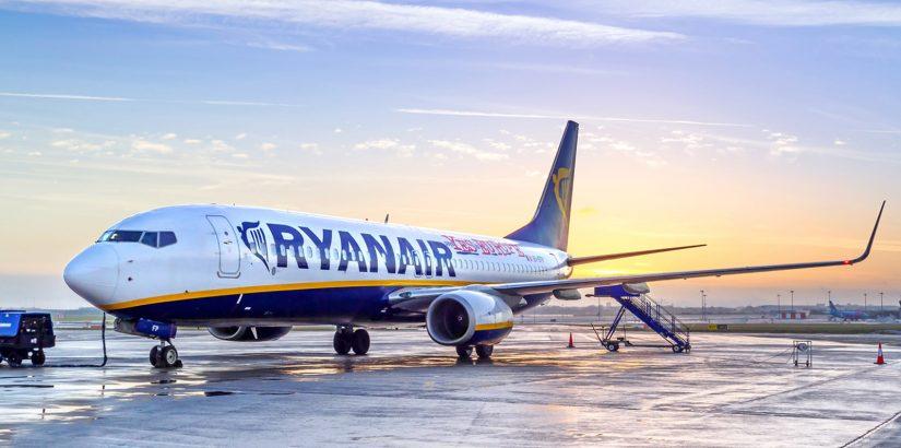 Ryanair: билеты от 4,5 евро на зимние путешествия