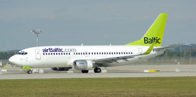 Распродажи airBaltic