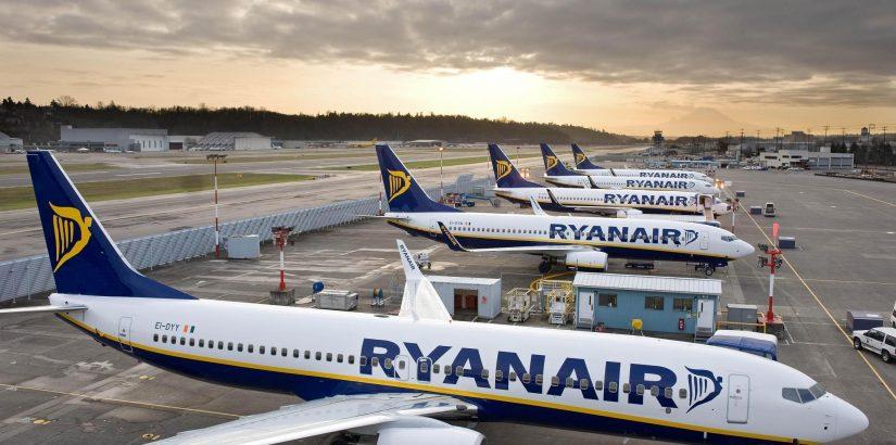 Распродажи и акции Ryanair