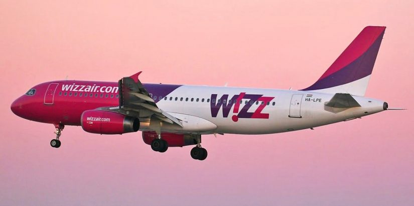 Распродажи Wizz Air