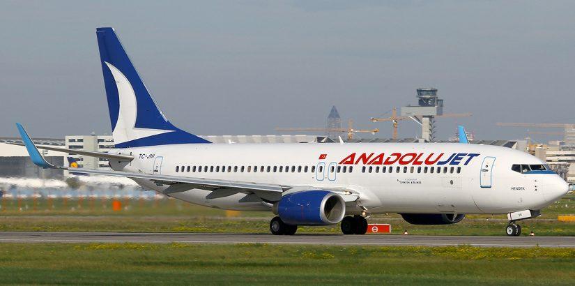 Распродажи AnadoluJet: турецкий лоукостер и дочка Turkish Airlines