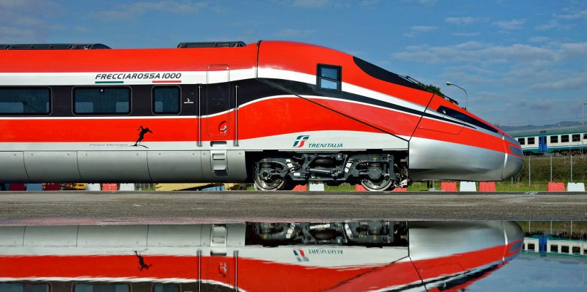 Распродажи Trenitalia: поезда по Италии