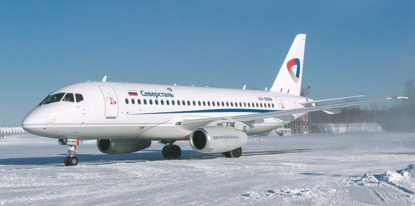 Распродажи авиакомпании Северсталь