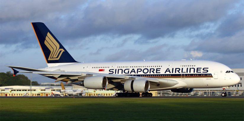 Сингапурские авиалинии: распродажи и акции