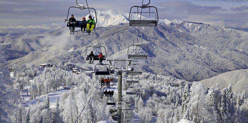 Красная Поляна: предпродажа ски-пассов на сезон 2020/2021