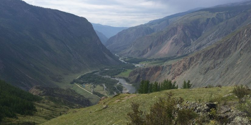 Алтайские горы: коротко о главном