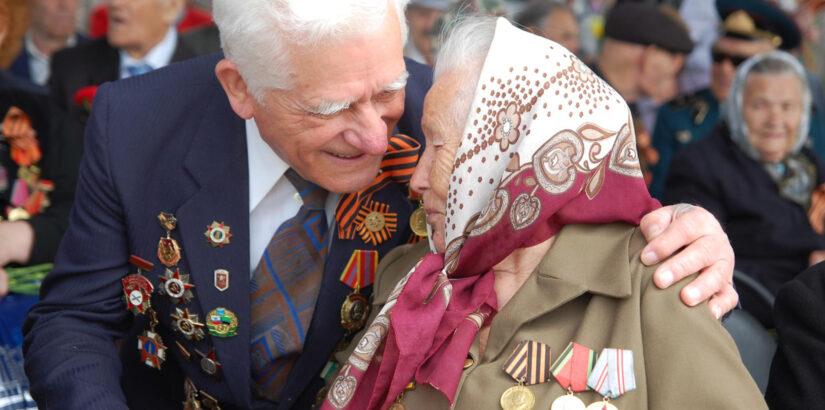 Бесплатные авиабилеты ветеранам в честь Дня Победы