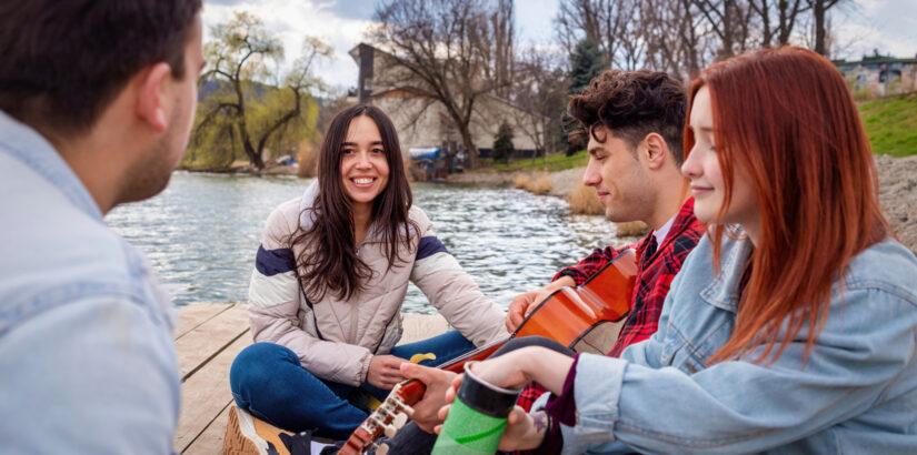 Программа студенческого туризма в России