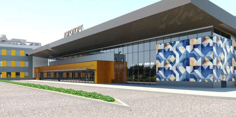 В Тобольске открылся новый аэропорт